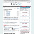 lexicool.com