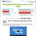 phatbootyhunter.com