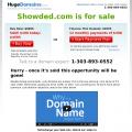 showded.com