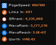 exadex.org widget
