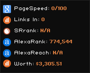 influx.co.in widget