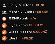 mononofu-p.net widget